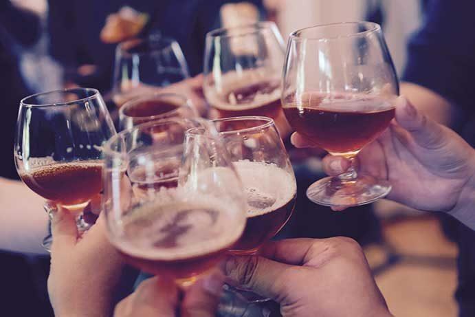 Osteria della Darsena ristorante navigli Milano e cocktails | Pranzo Cena cucina osteria Milano Navigli ristorante | Immagine Eventi festa di laurea