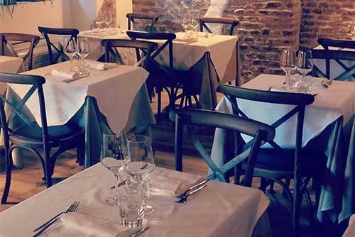 Osteria della Darsena ristorante navigli Milano e cocktails | Pranzo Cena cucina osteria Milano Navigli ristorante | Immagine Location 4